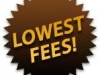 Lowest Legal Fees